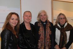"""Light of Spring 3"" Spanierman Gallery - East Hampton  / Susan, Debra, Ty and Priscilla..."