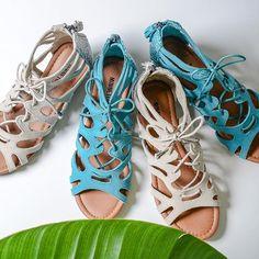 Big on style, easy on the toes. The Merida II. #MyMinnetonka