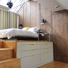 Bedroom small bedroom Design Ideas, Pictures, Remodel and Decor