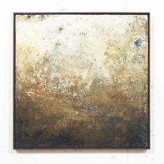 martin lechner carré #00620116 - oil on canvas on panel 90 x 90 cm
