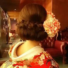 《2015年秋冬》インスタのおしゃれ花嫁さんから学べ!トレンドの 「洋髪スタイル」はこの7タイプ*。   ZQN♡