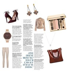 """Created in the Polyvore iPhone app. http://www.polyvore.com/iOS"" by maria-jesus-da-silva ❤ liked on Polyvore featuring Brunello Cucinelli, Massimo Matteo, Links of London and Olivia Burton"