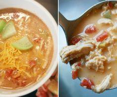 gluten free creamy chicken tortilla soup