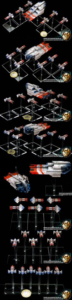 Spartan Games Dindrenzi Carrier & Escort - Firestorm Armada