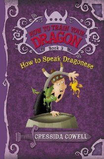How to Train Your Dragon: How to Speak Dragonese. #Kids #Books