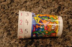 00-99 number cups -- and 2 other simple ideas for working with preschoolers on numbers and counting