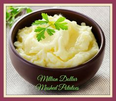 Million Dollar Mashed Potatoes - MommiFried