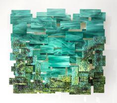 Coral by Karo Martirosyan (Art Glass Wall Sculpture) | Artful Home