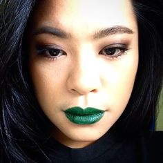 Grunge and Green Septum Ring, Makeup Looks, Grunge, Green, Jewelry, Jewellery Making, Make Up Looks, Jewelery, Jewlery