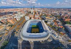 Photogallery | Madrid | 360° Aerial Panorama, 3D Virtual Tours Around the World, Photos of the Most Interesting Places on the Earth