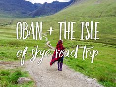 In this post, I'll be sharing our 2-day Isle of Skye itinerary. We did this road trip from Edinburgh to Isle of Skye, Scotland in the beginning of June and…