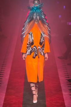 Gucci, Spring 2017 - The Most WTF Runway Moments of the Last 5 Years - Photos