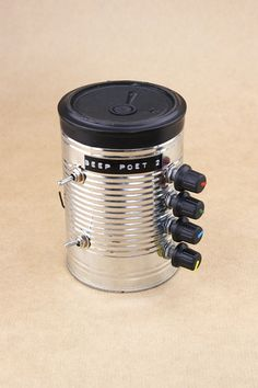 I'd love to hear this! Beep Poet 2 - Lofi Electronic Noise Maker In A Can by SymetriColour, $86.00