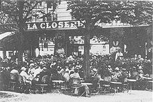 Cafés rented tables to poor artists for hours at a stretch. Several, including La Closerie des Lilas, remain in business today.