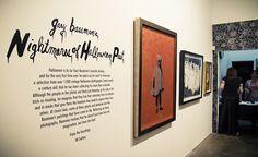Gary Baseman 'Nightmares of Halloween Past' Exhibition at KK Gallery   Providermag