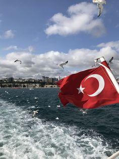– Home Trends 2020 Turkey Flag, Lovely Travels, Hagia Sophia, Turkey Travel, Instagram Story Ideas, Summer Photos, Galaxy Wallpaper, Antalya, Aesthetic Wallpapers