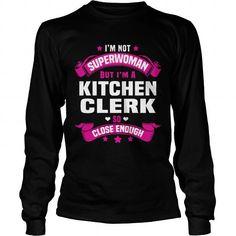 Kitchen Clerk