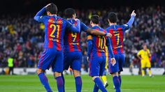 Més Que un Club: Barcelona Libas Las Palmas Lima Gol Tanpa Balas