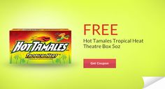 The Freebie Connection: HURRY! First 33,000 only!! FREE Hot Tamales Tropic...