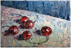 Alla prima. Oil on Canvas. 20x30cm.