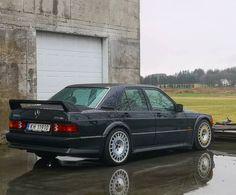 Mercedes 190 Evo, Mercedes Benz 190e, Classic Mercedes, Top Cars, Cars And Motorcycles, Dream Cars, Truck, Vroom Vroom, Instagram