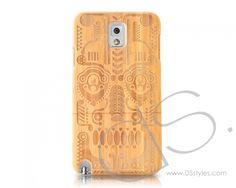 Genuine Wood Series Samsung Galaxy Note 3 Case N9000 - Patterns