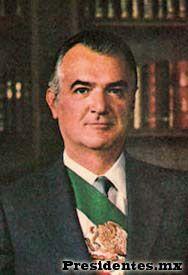 Quincuagésimo Séptimo Presidente Mexicano Miguel de la Madrid
