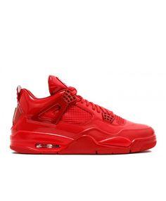 big sale c34c0 63366 Air Jordan 4 11lab4 11lab4 University Red White 719864 600 Retro 4, Nike  Air Jordans