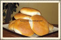 Receta de Pan Ranchero - Univision Foro / Forum - 426889436 Mexican Bakery, Mexican Pastries, Mexican Sweet Breads, Real Mexican Food, Mexican Bread, Mexican Cooking, Mexican Dishes, Mexican Food Recipes, Pan Ranchero