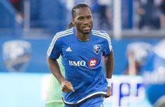 Pemain Montreal, Didier Drogba Akan Kembali Ke Stamford Bridge