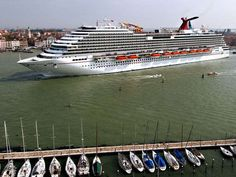 The 53 largest cruise ships in the world