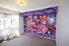 """Alicia"" - Kids bedroom. Pearcedale, October 2014"