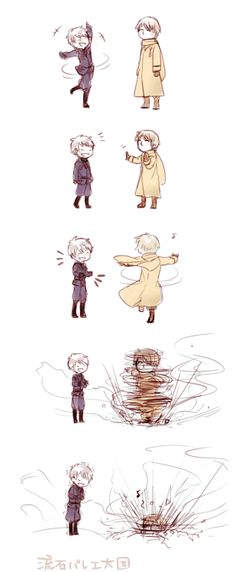 Prussia and Russia pirouette