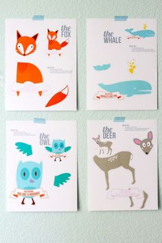 free printable Valentine's puppets from You are My Fave. Love these!