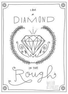 Diamond in the rough.