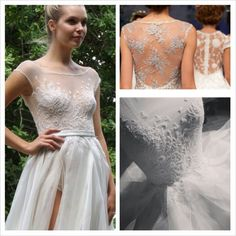 back and front details
