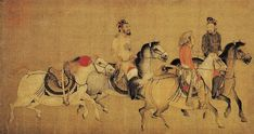 --   -      Han Gan T'ang Dynasty, 780             Tanka for the Year of the Horse  4712       Iron-shod, the horse,           hoof-sparks ...