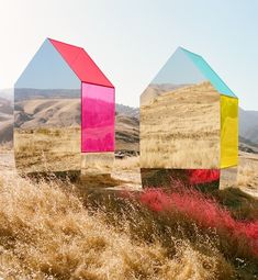 Kaleidoscope Houses by Autumn de Wilde