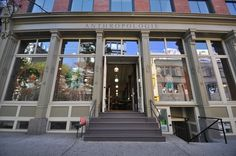 Anthropologie - love this store (branch at 3rd Ave btwn 71st and 72nd best for homewares)