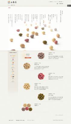 和菓子屋さん商品ページ