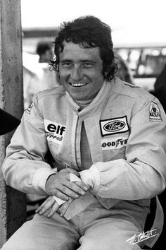 Patrick Depallier(F) Born 9 August 1944 Died 1 August 1980. Killed while testing @ Circuit Hockenheim Germany.