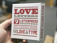 Love Letters Packaging by 55 Hi's