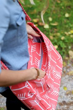 The Airdrie Bag Pattern is Here! - Sew Much Ado