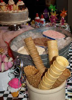 ice cream buffet 3