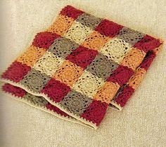 Crochet Patterns: Crochet Throw Blanket Free Pattern - Classic