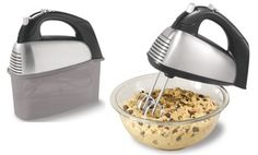Groupon - Hamilton Beach 6-Speed Classic Hand Mixer with Case in [missing {{location}} value]. Groupon deal price: $29.99