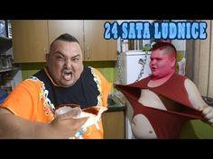 24 SATA Izluđujem SINA - YouTube Ronald Mcdonald, Make It Yourself, Youtube, Youtubers, Youtube Movies