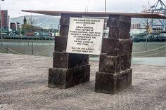 Belfast - Plaque Commemorating The Titanic
