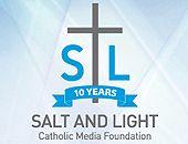 Salt and Light Catholic Media Foundation Catholic Tv, Salt And Light, Live Events, Family Life, Foundation, Faith, Salt Of The Earth, Foundation Series, Loyalty