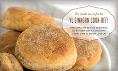 The YL Einkorn Cook-Off results are in! | Young Living Blog